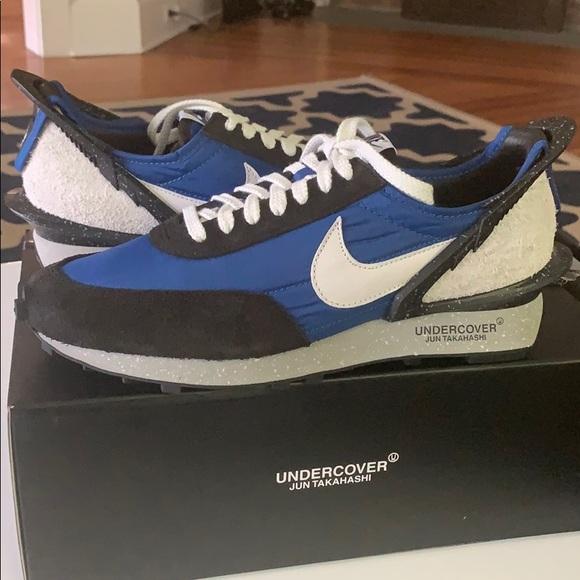 cb2d3b3c Nike Shoes | Dead Stock Daybreak X Undercover Blue Jay | Poshmark